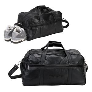 Bellino Leather Duffle Bag