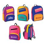 Custom 4 Color Combinations Kid Backpack