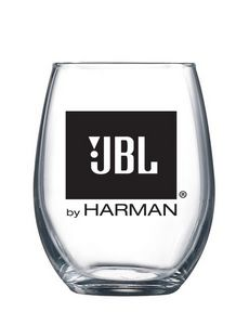 9 oz. Stemless Wine Taster Glass