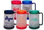 Custom 16 Ounce Double Walled Gel Freezer Mug