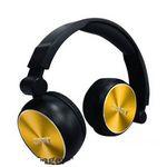 Custom Coby Aluminum Foldz Headphones