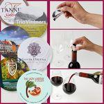 Custom DropStop Wine Pourer (Bulk Pack)