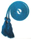 Custom Single Honor Cord - Teal