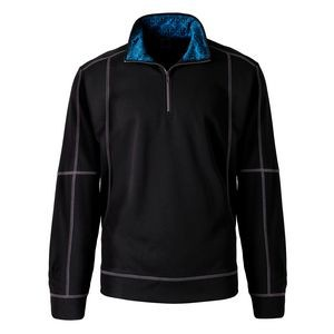 Premium Performance 1/4 Zip with Custom Collar
