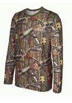 Custom Mossy Oak Sublimated Long Sleeve Performance T-Shirt