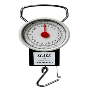 Mini-Mechanical scale