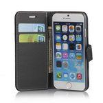 Custom iPhone 7 Plus & 8 Plus Leather Book Case