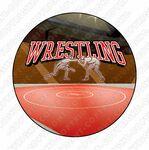 Custom Wrestling Mylar Insert