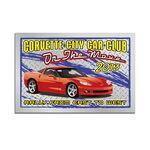 Custom Dash Plaque (4