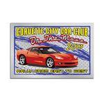 Custom Dash Plaque (3