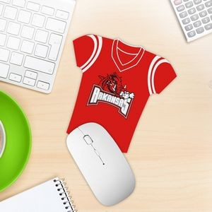 Mouse Pad (Football Jersey Shaped)