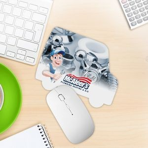 Truck Shaped Mouse Pad