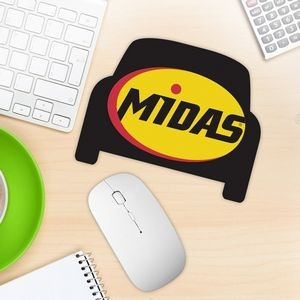 Mouse Pad (Car Shaped)