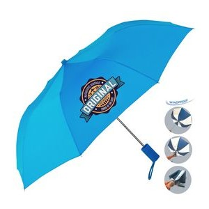 The Revolution Non Vented Wind Resistant Automatic Folding Umbrella