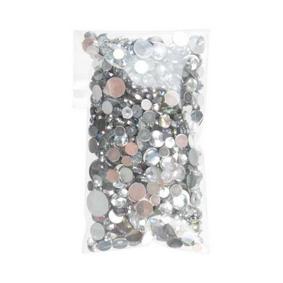 Flap Seal Crystal Clear Bags® (2