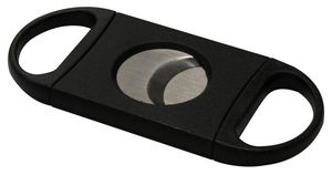 Custom Guillotine Double Blade Cigar Cutter for Thicker Cigars