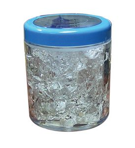 Custom Prestige Crystal Humidifier Gel Jar (2 Oz.)
