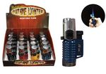 Custom Display Box of 20 Galaxy Lighter (Assorted Colors)