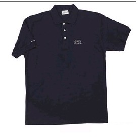 Short Sleeve 35/65 Polo Shirt w/3 Button Placket