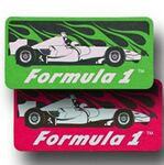 Custom Race Car Paper Air Freshener / Double Sided