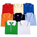 Custom 100 percent Polyester Polo Shirt (160 Gsm)
