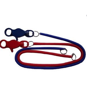 Bungee Cord Lanyard w/ Lobster Claw Hook