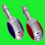 Custom Car Air Purifier / Air Freshener (Antibacterial)
