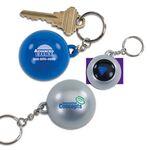 Custom Magic 8 Ball Key Chain