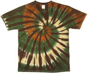 Custom Camo Web Short Sleeve T-Shirt