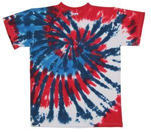 Custom Patriotic Web Short Sleeve T-Shirt