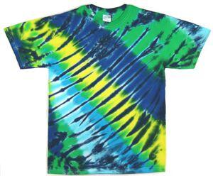 Custom Bright Green Diagonal Web Short Sleeve T-Shirt