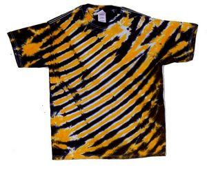 Custom Bengal Tiger Stripe Short Sleeve T-Shirt