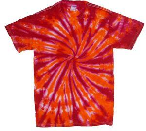 Custom Fuchsia/Orange Team Web Short Sleeve T-Shirt