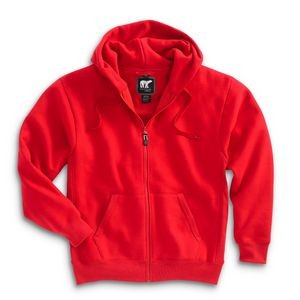 Heavyweight Full Zip Hoody (Size XXS - 6XL, LT - 6XLT / No Up-Charge on Big & Tall Sizes)