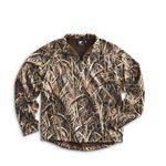 Custom Mossy Oak Camo Pullover (Size Xxs - 6Xl, Lt - 6Xlt / No Up-Charge on Big & Tall Sizes)