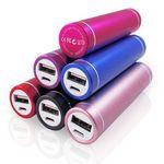 Custom 2200mAh Power Bank - Universal Portable Battery Charger