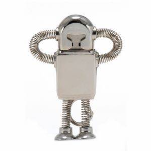 256MB Robot Flash Drive