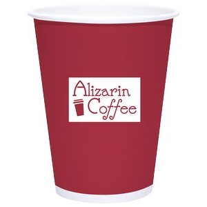 12 Oz. White Paper Hot Cup