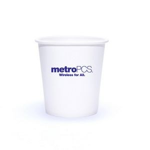 4 Oz. White Paper Hot Cup