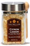 Custom Cyprus Citron Lemon Flake Sea Salt