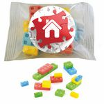 Custom Custom Candy Building Blocks Build Them and Eat Them