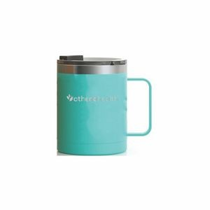 RTIC 12oz Teal Stainless Steel Ringed Coffee Mug
