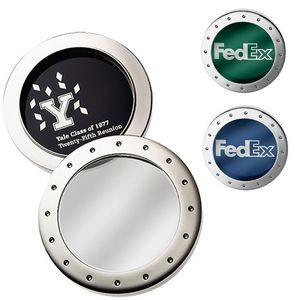 Atrium™ Silver Magnifier Paperweight