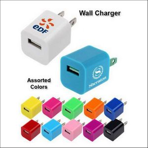 Single Port USB Wall Charger