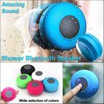 Custom Shower Bluetooth Speaker