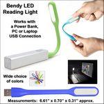 Custom Bendy LED Reading Light