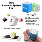 Custom Mini Bluetooth Speaker