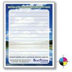 Custom High Quality Notepad! 4 1/8