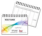 Custom Full-Color Weekly Planner 7.5