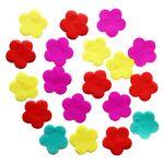 Custom Flame Retardant Flower Shaped Paper Confetti